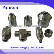 aluminum t connector pipe