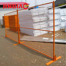 304 stainless steel woven crimped wire mesh fence Mobile fence