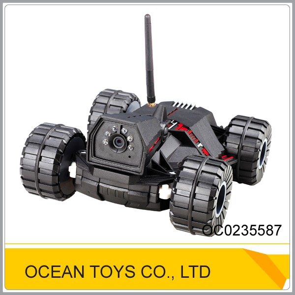 Long distance 4ch wifi remote control car with camera OC0235587