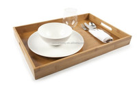 2015 new Bamboo tray wood serving trays