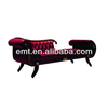 Hot Sale Left Red Chaise Lounge