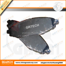Chinese auto brake pad for Daewoo Matiz