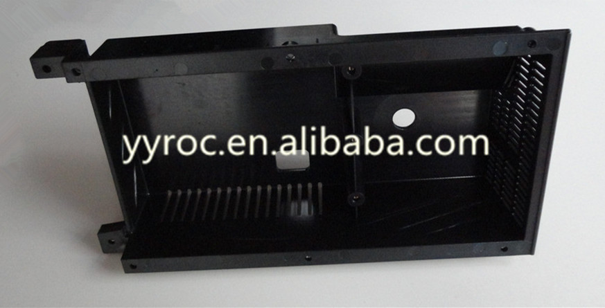 high quality components plastic injection mold part