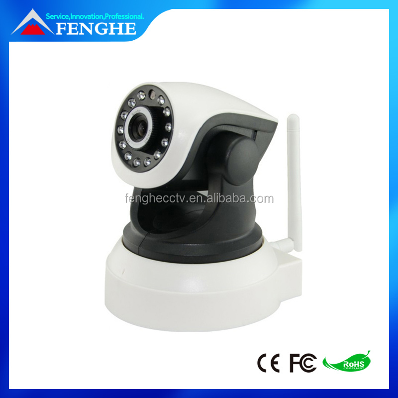 720p P2P robot IP Camera mini wireless outdoor security camera sd card