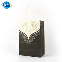 Rongmei Excellent Eco Friendly Slogans Logo Different Types Paper Bags