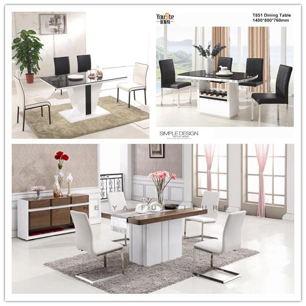 Wooden House Dining Table Tempered Glass Dining Table 6  : HTB1cwbEJFXXXXXbXXXXq6xXFXXXn from www.alibaba.com size 602 x 602 jpeg 102kB