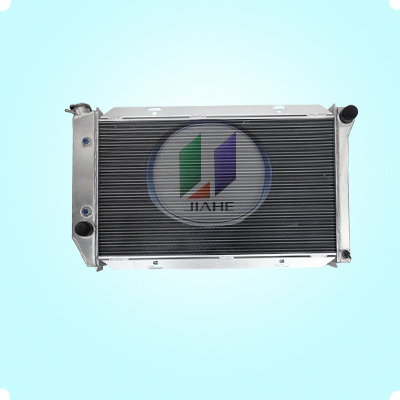 full aluminum radiator for CHEVY Biscayne/Impala/Bel Air 60-65/ CORVETTE V8/ CAMARO/ PICKUP TRUCK