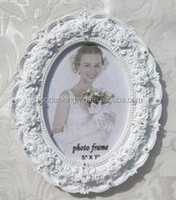 Resin photo frame