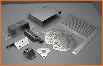 sheet metal manufacture