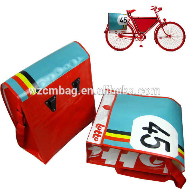 China Custom PP Woven Bicycle Bag