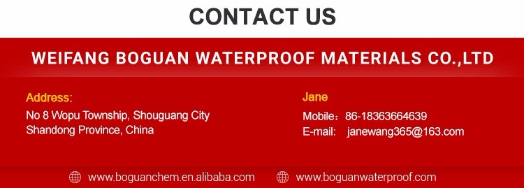 bituminous basement waterproofing materials