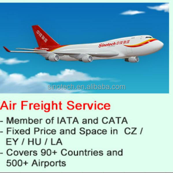 Cheap Air Freight Air Cargo Shipping Company China to BANGALORE India
