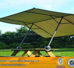 Shade Sail 8 Colours 9 Sizes Sun Canopy Outdoor Shade Cloth 280g