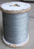 OEM strandar high carbon bright cutter machine 8*19S+FC steel wire rope with reasonable price