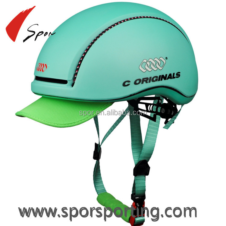 International Standared Durable Bicycle Sport Helmet With Visor