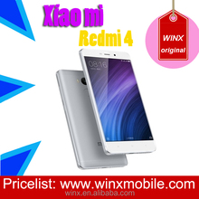 2017 new! Redmi 4 pro prime Original android phone 32GB rom 3GB ram 2017 trending products alibaba in russian
