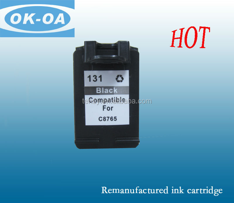 Eco-friendly Recycled ink cartridge for HP <strong>131</strong>(CH8765HE)