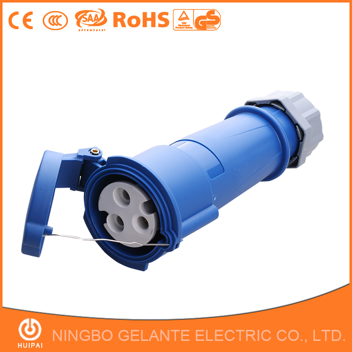 2015 ningbo hot selling popular exporter best price lighted electrical plug