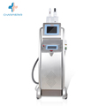 CE proved e-light ipl rf nd yag laser dermatological beauty machine for sale