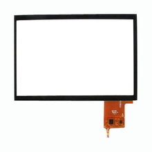 ITO Glass 7 Inch Capacitive Touch Screen Panel Manufacture