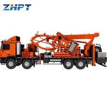 Double Truck Mounted Coiled Tubing Unit