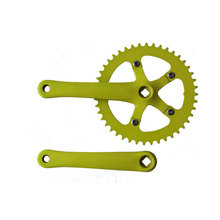 wholesale of bicycle chainwheel and crank,bicycle parts ,bike chainwheel
