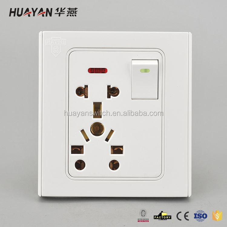 Top fashion custom design touch wall switch from manufacturer