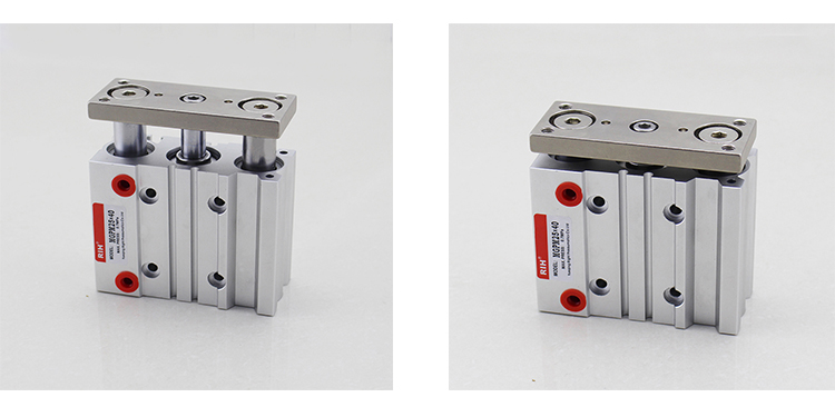MGPM 25*50 Right Pneumatics dual-Guide thin Cylinder