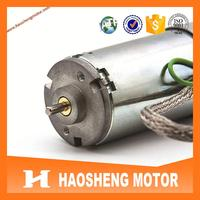 High quality TS16949 approval RH-487SD2548 DC Motor for BMW 7series back massage system.