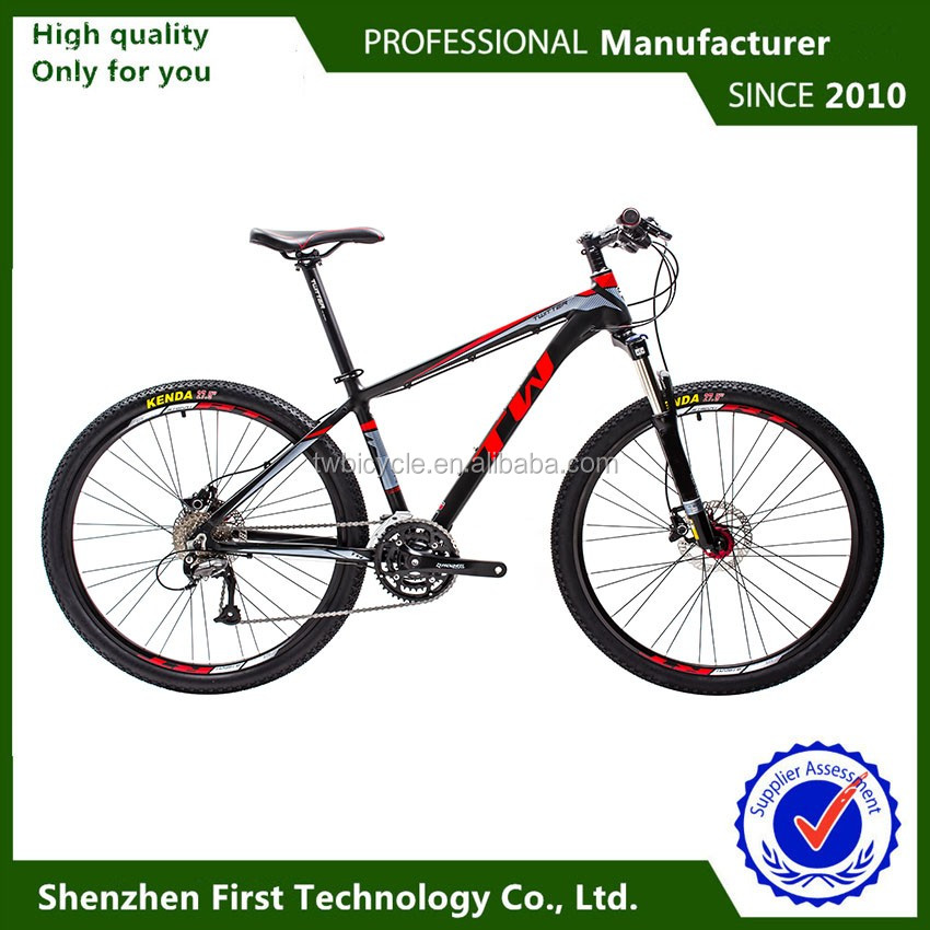 26 inch alloy frame alloy suspension fork 27sp derailleur adult sports mountain bike