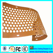 Polyurethane Cross Tension Screen Mesh as Spare parts and wear parts of vibrating screen