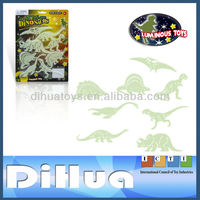 Dinosaur Set Glow in The Dark Toys for Kids