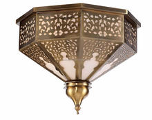 Zhongshan manufacturer Islamic living room ceiling light