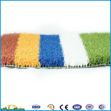 Factory price 15mm curly turf flooring mat cricket artificial grass