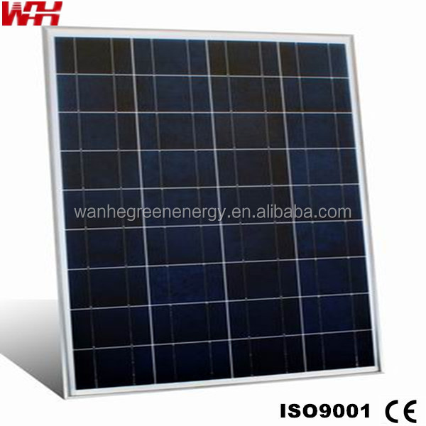 Polycrystalline Waterproof Solar Panel and Solar Module!