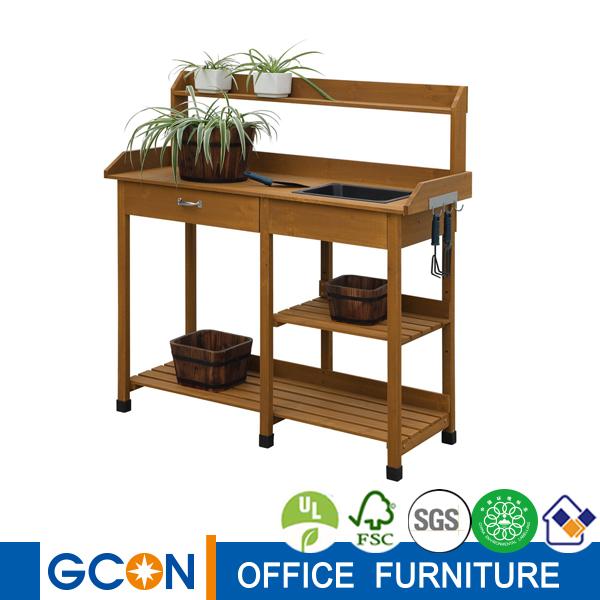 garden furniture modern outdoor wooden potting bench buy wooden