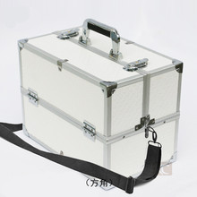 Easy To Use Best Quality Lighted Cosmetic Case With Legs Private Custom Maker