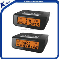 FM Radio digital desktop alarm clock