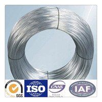 ASTM A475 250g zinc high tensile strength galvanized steel wire for electric fence wire