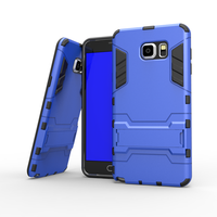 2016 Original hybrid armor shockProof protective hard PC TPU phone cover for Samsung Galaxy note 5 armor case factory price