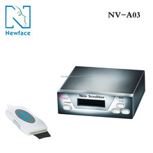 NV-A03 Deep cleaning portable ultrasonic skin scrubber