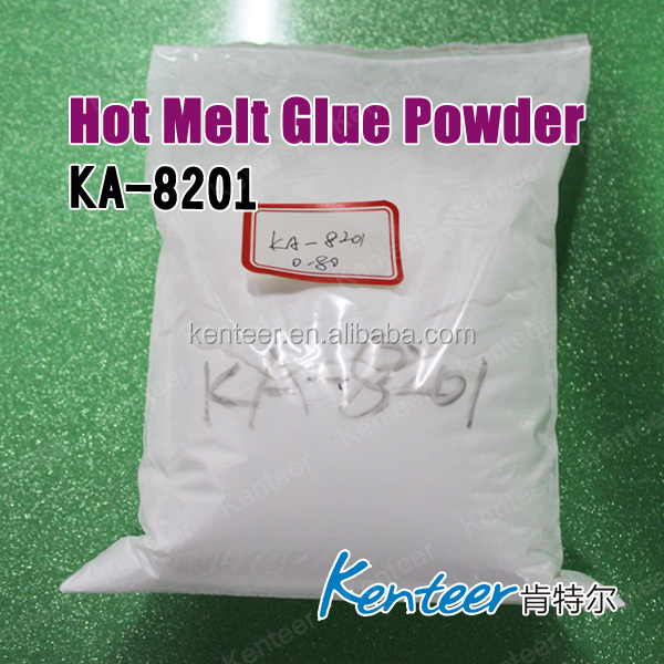 Kenteer Strong adhesive Polyurethane Hot melt glue powder