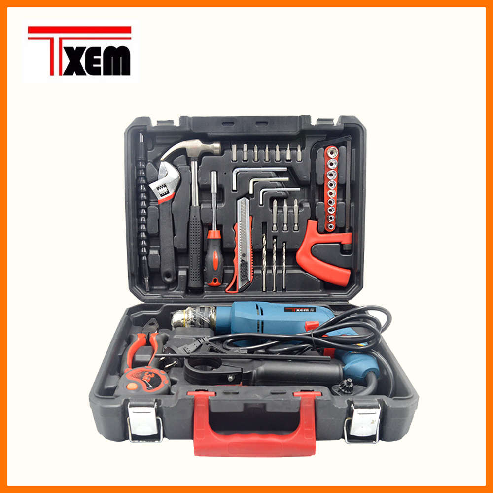 china supplier low price TIEXI 220v 980W 980rpm Hand Tools Electric <strong>Drills</strong>