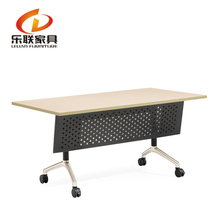 Folding meeting table conference table office table design