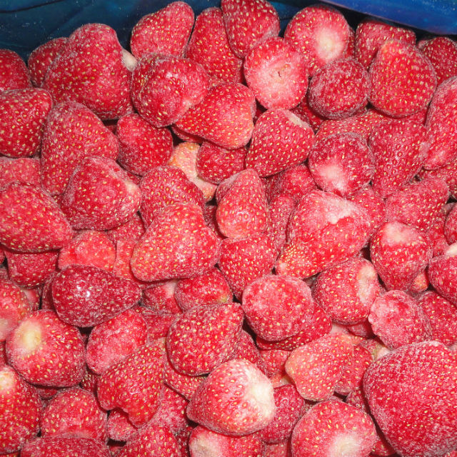 Cheap Brands Frozen Strawberries Fruit From China