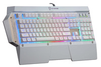Professional Wired USB Backlit Multimedia LED Gaming Keyboard For Desktop