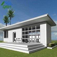 modern prefabricated container design motel