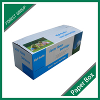 PROMOTIONAL ECO-FRIENDLY TONER CARTRIDGE PACKAGING BOX