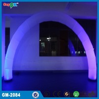 cheap christmas used inflatable advertising finish line arch rental inflatable arch