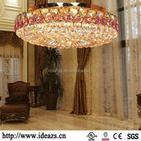 D65049 ceiling lamp fitting, flush mounted led ceiling lamp, led show room ceiling light